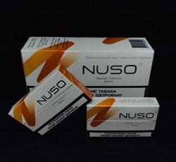 Стики Nuso Brown 10 пачек - фото 4583