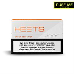 Стики Heets Amber Selection 10 пачек - фото 4622