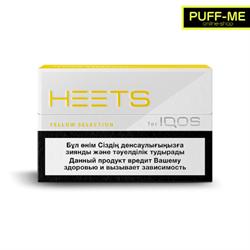 Стики Heets Yellow Selection 10 пачек - фото 4623
