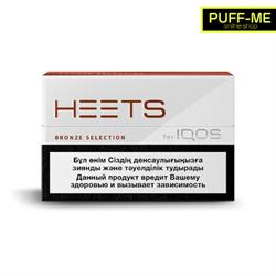 Стики Heets Bronze Selection 10 пачек - фото 4624