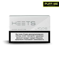 Стики Heets Silver Selection 10 пачек - фото 4625