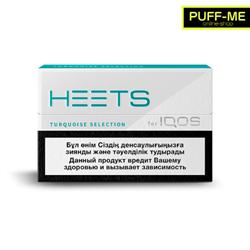 Стики Heets Torquoise Selection 10 пачек - фото 4626