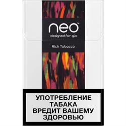 Стики NEO Rich Tobacco 10 пачек - фото 4637
