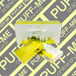 Healcier Lemon Menthol 10 пачек - фото 4739