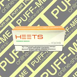 Стики Heets Summer Breeze 10 пачек - фото 4760