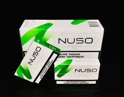 Стики Nuso Green 10 пачек