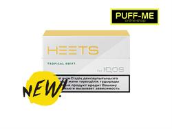 Стики Heets Tropical Swift 10 пачек
