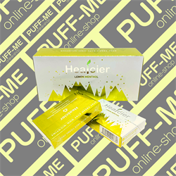 Healcier Lemon Menthol 10 пачек