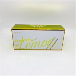 """Ccobato Lemon Blast """"Лимон с капсулой"""" 10 пачек"""