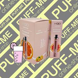 HQD Cuvie PLUS Pink Lemon Розовый Лимон 1200 затяжек