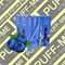 HQD Cuvie PLUS Blueberry Черника 1200 затяжек - фото 4776