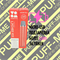 Электронная сигарета Voom Xtra Lychee Ice 1500 затяжек - фото 4831