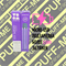 Электронная сигарета Voom Xtra Grape Ice 1500 затяжек - фото 4833